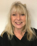 Carol Goodrich, Receptionist at Davison Veterinary Centre