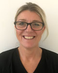 Mel Clarke, Head Receptionist at Davison Veterinary Centre